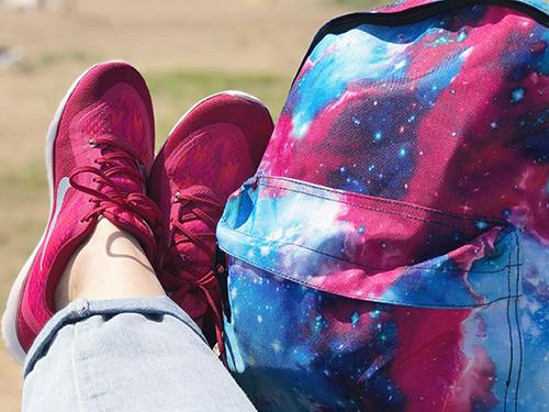 iphone7+ кроссовки nike рююкзак hot tuna galaxy принт галактика
