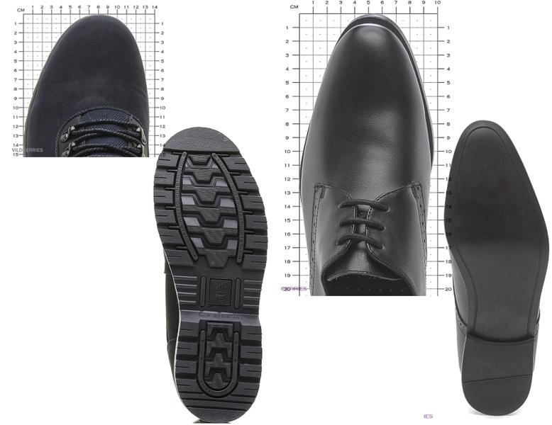 обувь для широкой и узкой стопы мужская