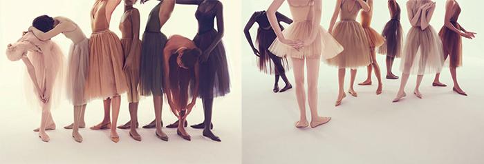 кристиан лабутен балетки Christian Louboutin удлинять ноги обувь в цвет ноги телесные бежевые туфли