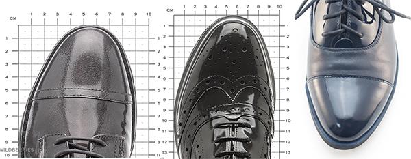 обувь контрастный ном декоративные поперечные швы но носу ботинок, w форма мыска