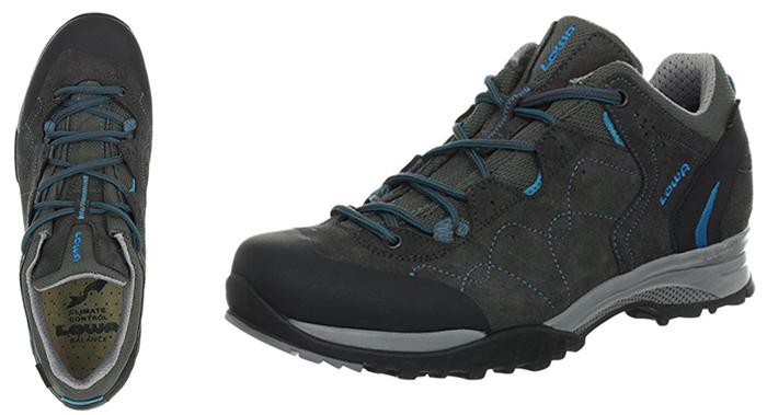 треккинговые туристические кроссовки для хайкинга lowa обзор сравнение на узкую стопу