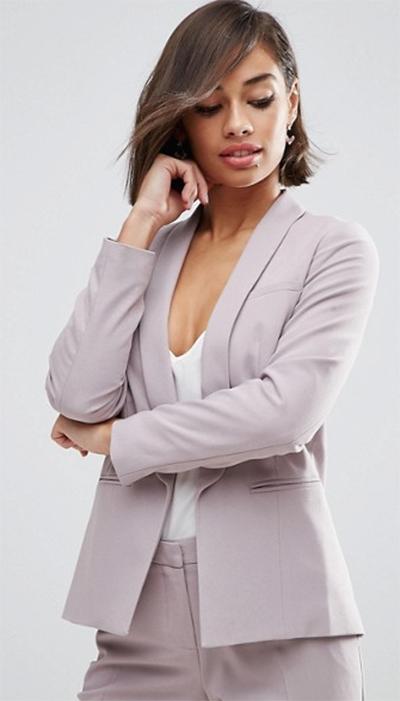 блейзер пиджак жакет женский для маленького роста 160 см асос