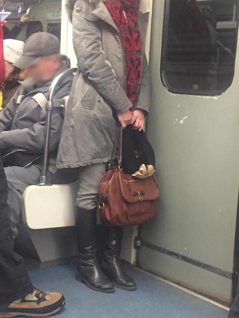 метро одежда