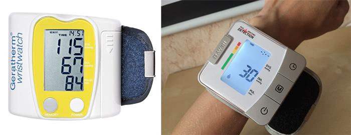 "Geratherm Тонометр электронный автомат ""Wrist Watch"" для запястья"
