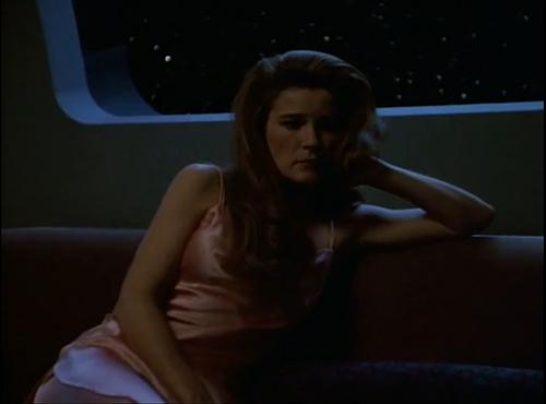 кэтрин джейнвей ночнушка