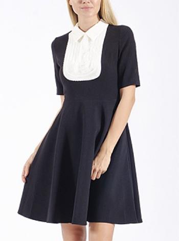 платье с манишкой увеличение груди