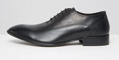 черные полуботинки оксфорды формальная обувь