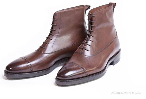 ботинки мужские оксфорды балморалы