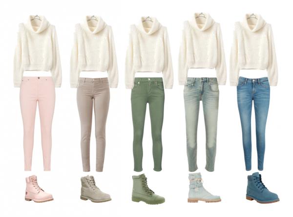Как цвет одежды влияет на впечатление
