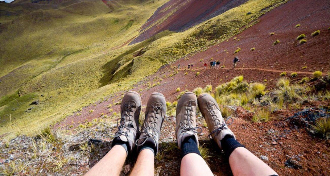 Походная обувь для широких и узких стоп
