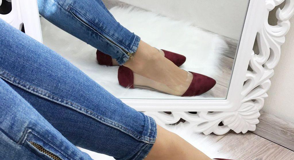 Тренд «прозрачная обувь» и мой личный опыт