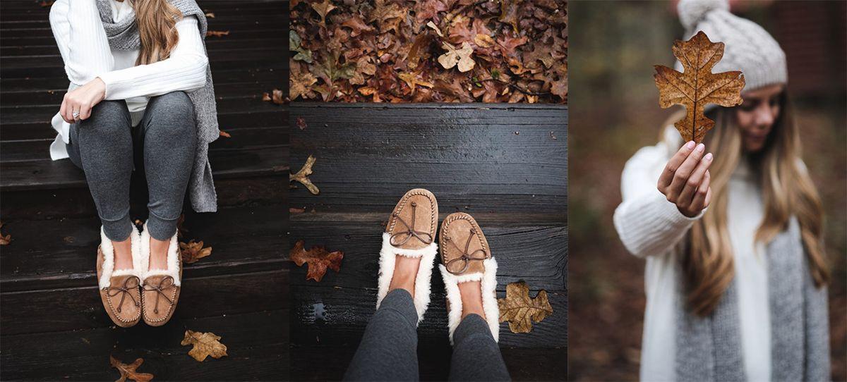 Обувь Хюгге