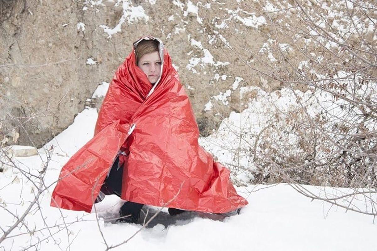 Как не мерзнуть в оверсайз одежде зимой
