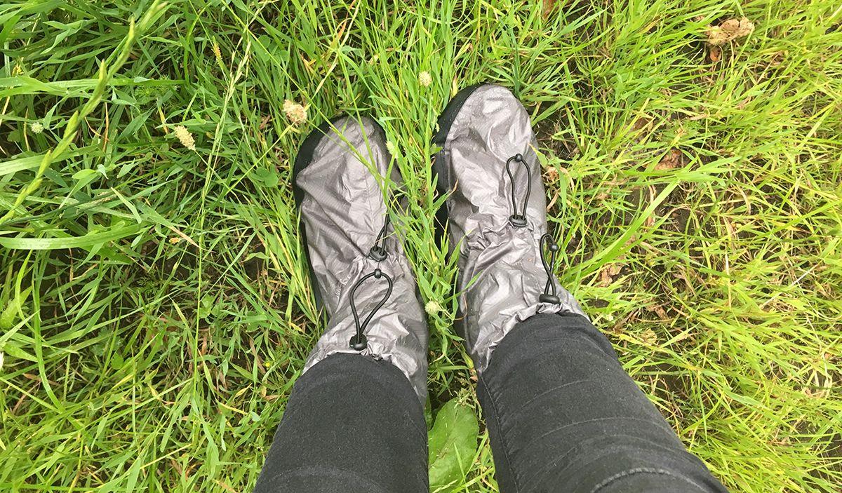 Пончи - дождевики для обуви
