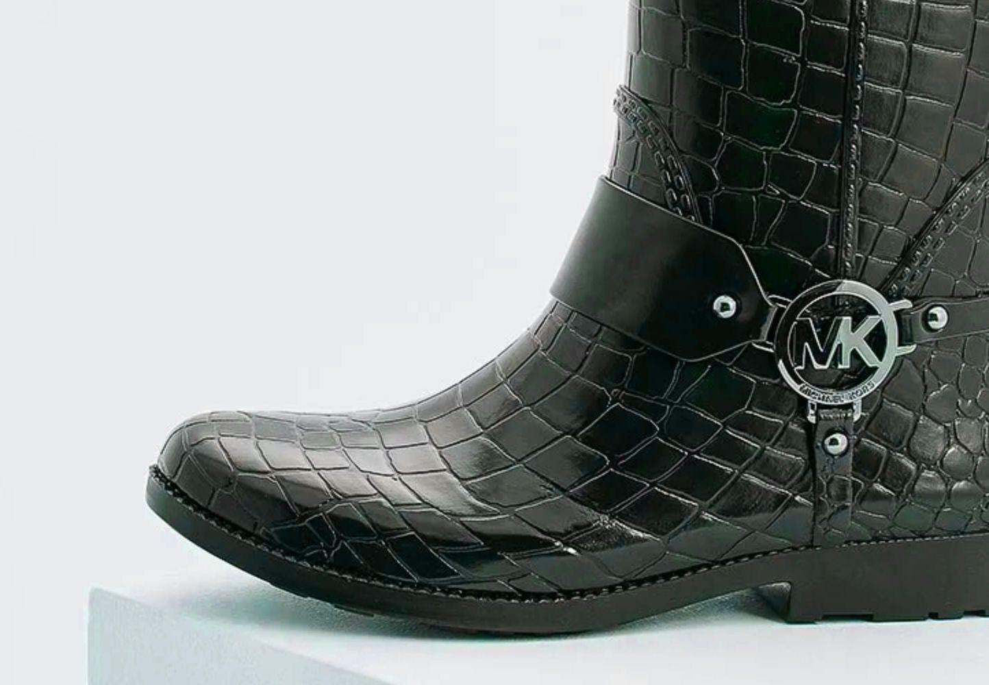Резиновая обувь в которой не стыдно ходить на работу - 3