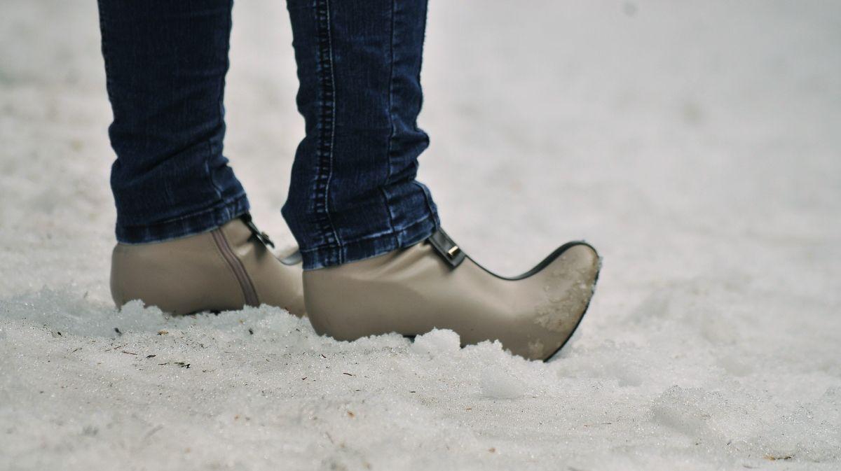 Почему я против зимней обуви на каблуках?