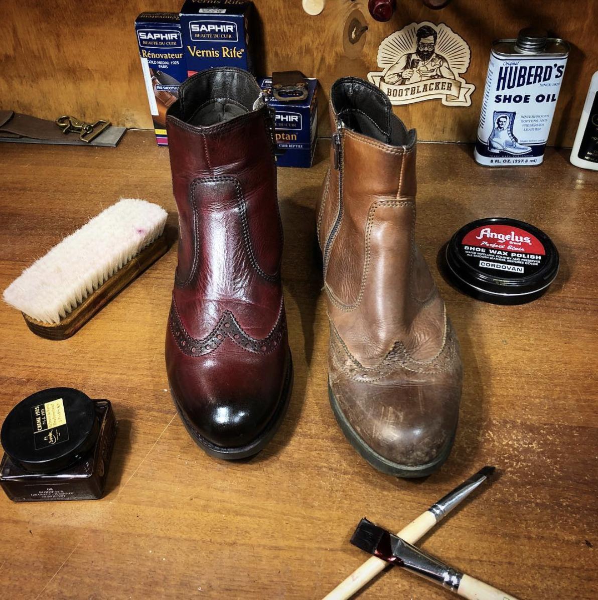 Восстановить можно всё! — вопросы реставратору обуви