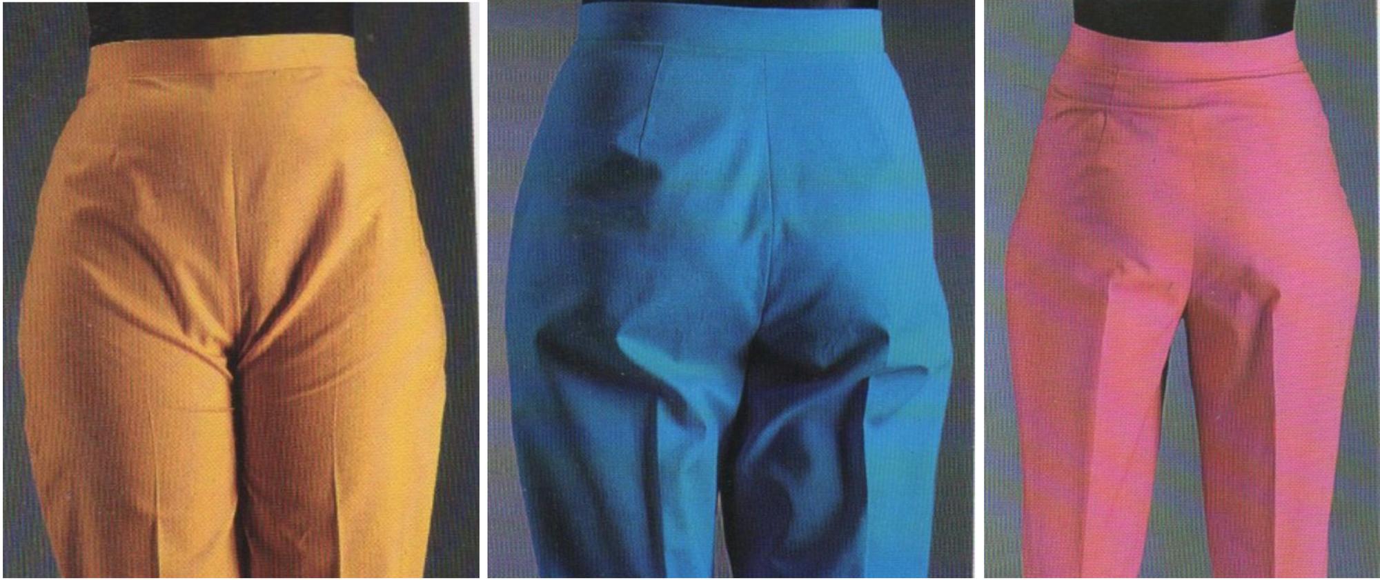 Как подготовиться к курсам по идеальной посадке брюк