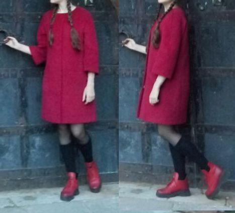 Вопрос стилисту: с чем носить это пальто?