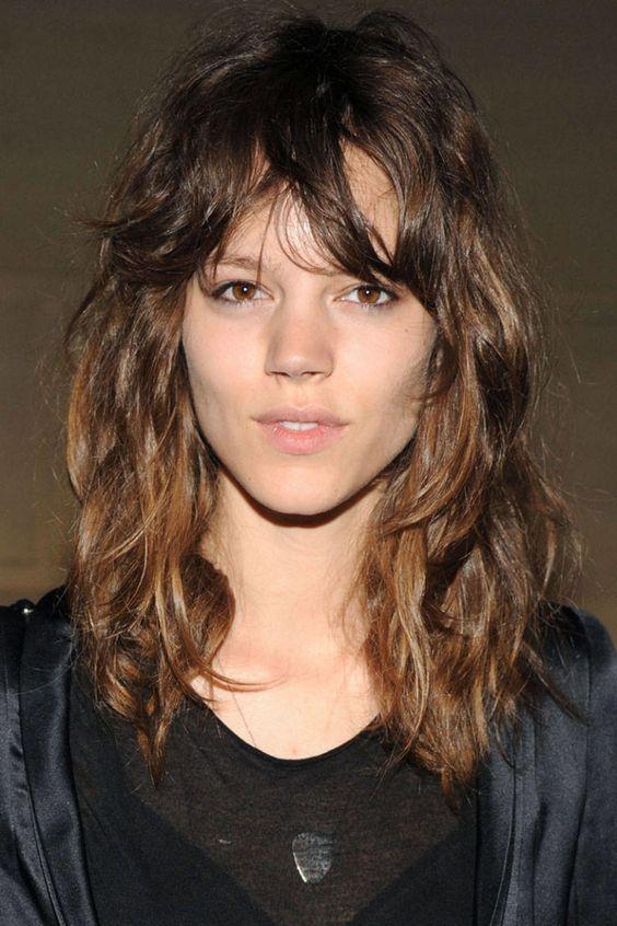 Как носить волосы небрежно и не выглядеть неухоженно?