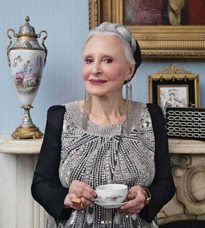 Имидж для возрастной категории «Пожилая женщина, старушка»