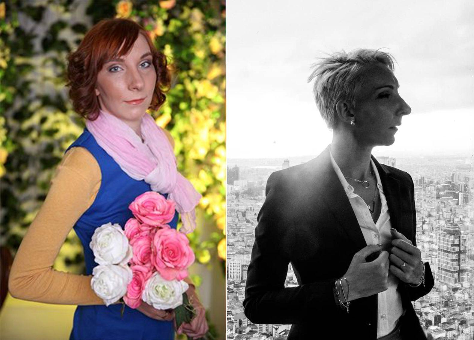3 года работы со стилистом, какой результат? До и после.